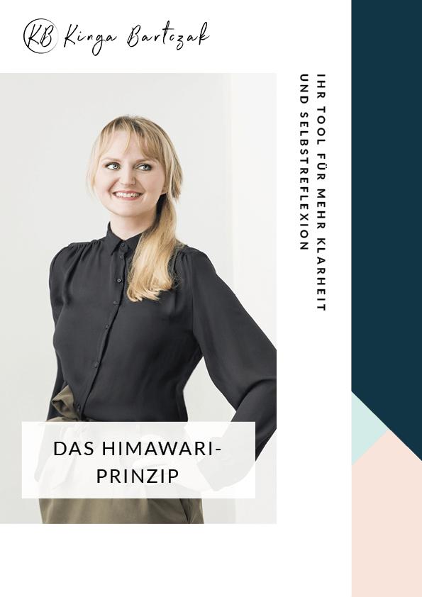 Das Himawari-Prinzip - Kinga Bartczak-Female Empowerment Coach