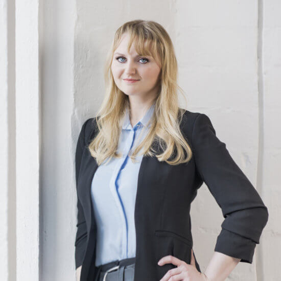 Kinga Bartczak-Unternehmerin
